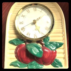 Small kitchen clock
